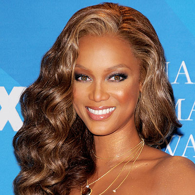 Is Tyra Banks dating an Indonesian?