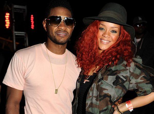 Usher,  Rihanna