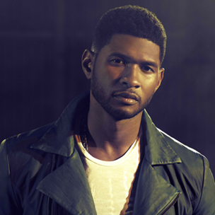 Usher's stepson laid to rest