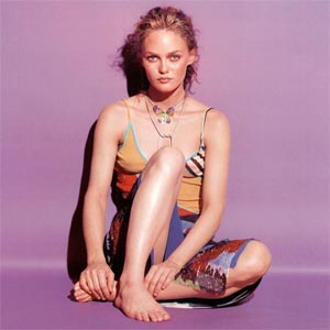 Vanessa Paradis doesn't care about ageing