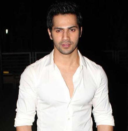 I wouldn't call myself a star: Varun Dhawan