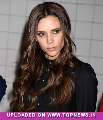 Posh puts herself up for auction to raise funds for Sandy relief