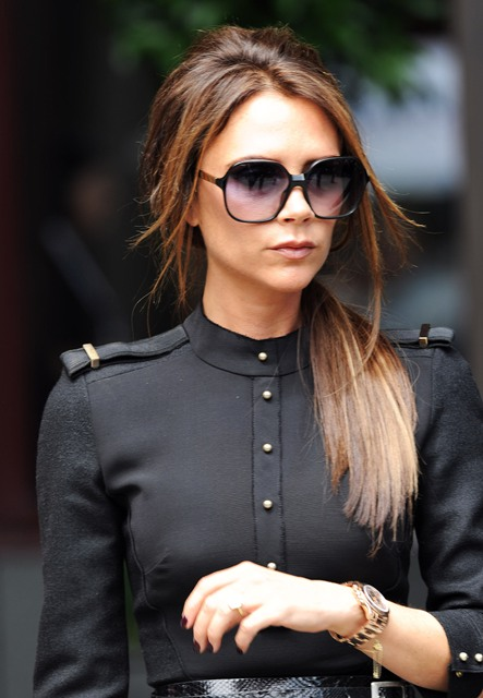 Victoria Beckham happy with 'incredible' year