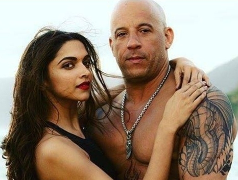 My love for her can't be put in words: Vin Diesel for Deepika