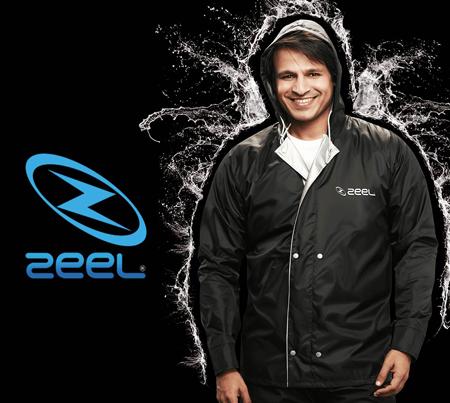 Vivek Oberoi, brand ambassador of Zeel rainwear