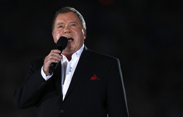 William Shatner (Kirk) Was Kicked Out By Google+ For Violating Standards