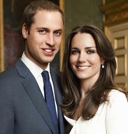 Engagement pic reveals Wills-Kat's excitement over impending big day
