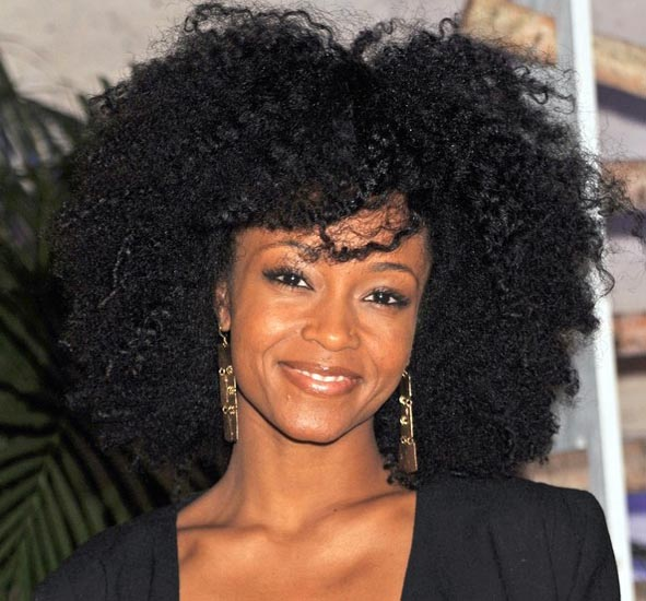 Yaya DaCosta to play Whitney Houston in biopic