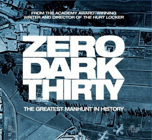 'Zero Dark Thirty' - an attempt at self-aggrandisement