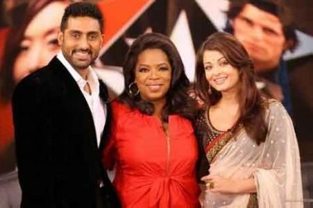Abhi-Ash to meet Oprah on her maiden India visit