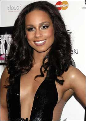 alicia keys Los Angeles, July 20 : Singer Alicia Keys is planning to walk ...
