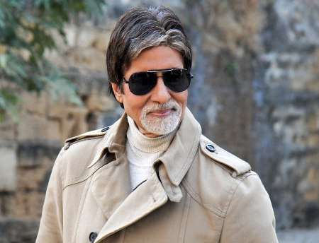 That's how Shahenshah stays connected to his roots