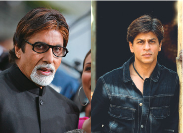 Shah Rukh Khan, Amitabh Bachchan attend Ambani''s party