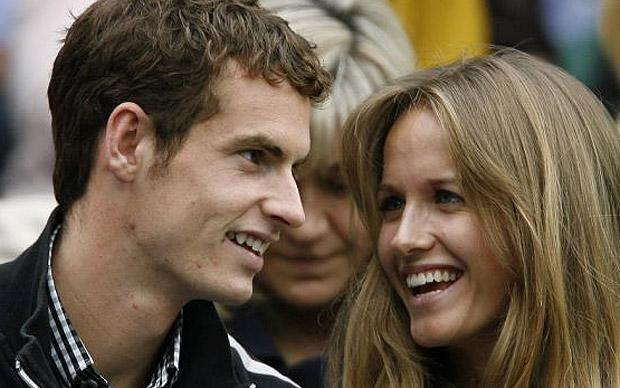 andy murray girlfriend. Andy Murray#39;#39;s girlfriend to
