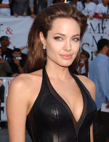 hot and sexy angelina jolie, hot angelina jolie in bikini, hot angelina jolie wallpapers and photos, hot angelina jolie boobs/breasts