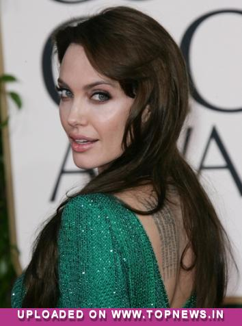 Angelina Jolie turns bad girl?