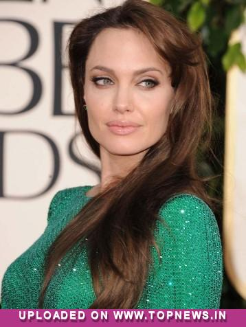 Jolie grateful to humanitarian deeds