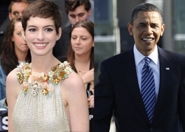 Obama praises Hathaway, says she was best in 'Dark Knight'