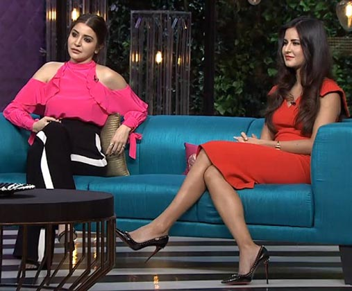 Say What! Anushka Sharma finds bare-chested men off-putting