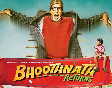 'Bhoothnath Returns' mints over Rs.18 crore in three days