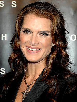 Brooke Shields to iron out wrinkles with laser