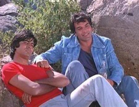 `Sholay`s Jai has an `affectionate` b`day wish for Veeru