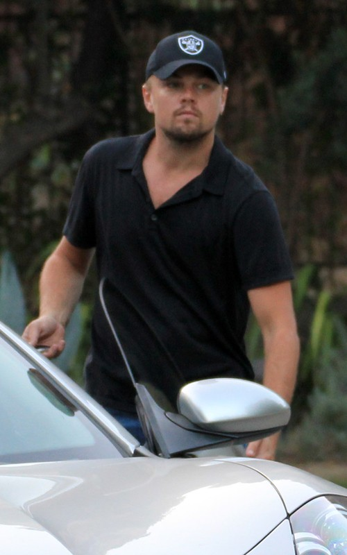 DiCaprio partners with electric car company