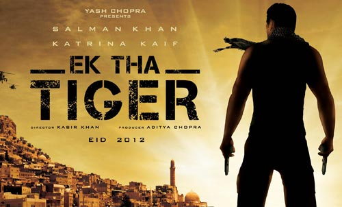 Get a taste of romance, action with 'Ek Tha Tiger' soundtrack