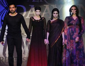Thrills and chills at 'Ek Thi Daayan' press meet