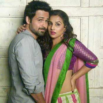 Emraan, Vidya to romance in Mumbai monsoon for 'Ghanchakkar'
