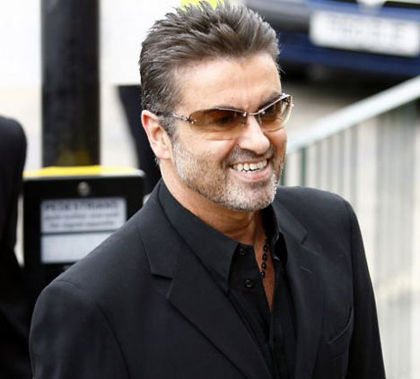 George Michael down with pneumonia, cancels concerts
