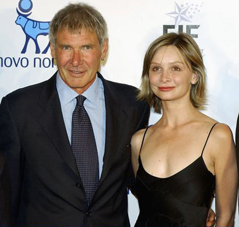 harrison ford calista ​Breakfast Reading from the Village Voice Empire: She hogtied the boy with ...
