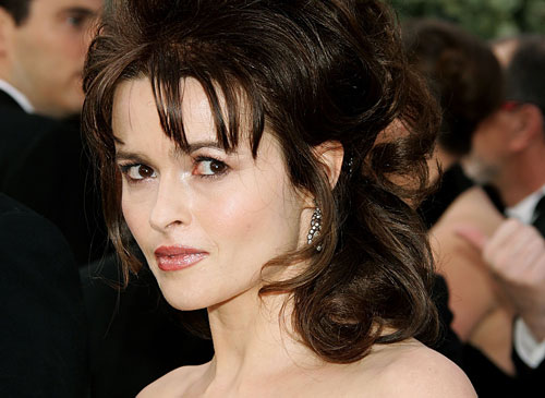 Helena Bonham Carter''s fetish for collecting false teeth