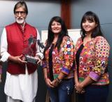 Big B lauds 'Biking Queens' over 'noble clarion call for nation'