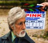 Big-B shoots the final days of 'Pink'
