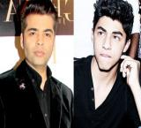 Karan Johar will launch Shah Rukh Khan's son Aryan – Click here to read more