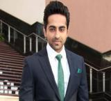 Glad that Aparshakti is in film with Aamir: Ayushmann