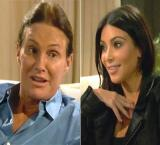 Kim K stands by Bruce Jenner in his `life-changing exciting journey`