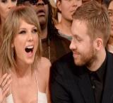 Annoyed` Calvin Harris quashes breakup-rumours with Taylor Swift