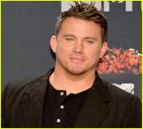Channing Tatum's daughter visits 'Magic Mike' set
