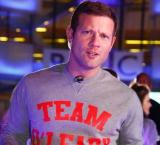 Dermot O'Leary completes Comic Relief 24-hr dance-a-thon