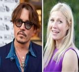 Johnny Depp and Gwyneth Paltrow