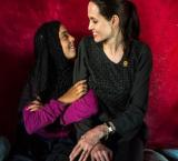 Jolie, daughter Shiloh spend quality time with 12-year-old refugee girl in Leban