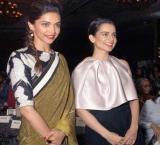 Here's what Kangana has to say about Deepika