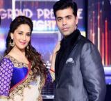 Happy to continue with 'Jhalak' but miss Madhuri: Karan Johar
