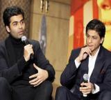Karan Johar was teary when Shah Rukh Khan praised music of 'Ae Dil Hai Mushkil'
