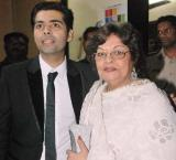 KJo's mom is his favourite `Ki`