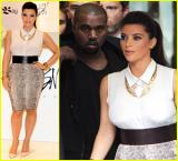 Kanye West sometimes wants Kim K `not to dress at all`