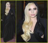 Pop star Lady Gaga