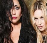 Madge, Lady Gaga kiss and make up at Met Gala bash